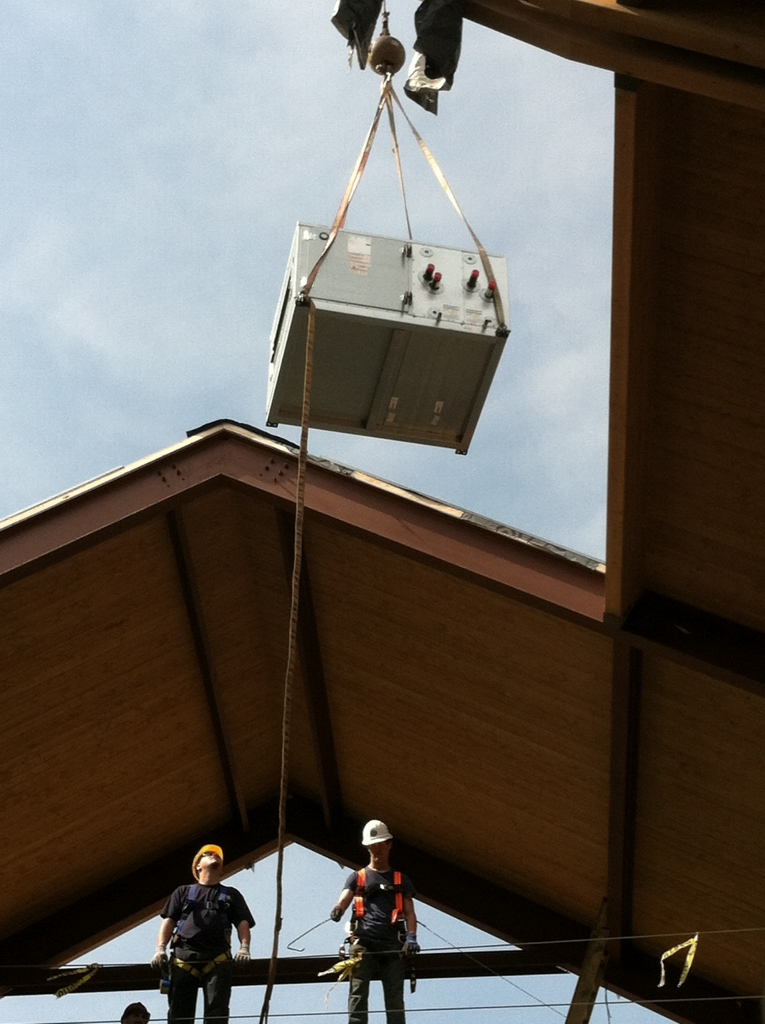 Air Handler Installation