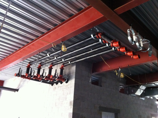 Four Pipe Systems