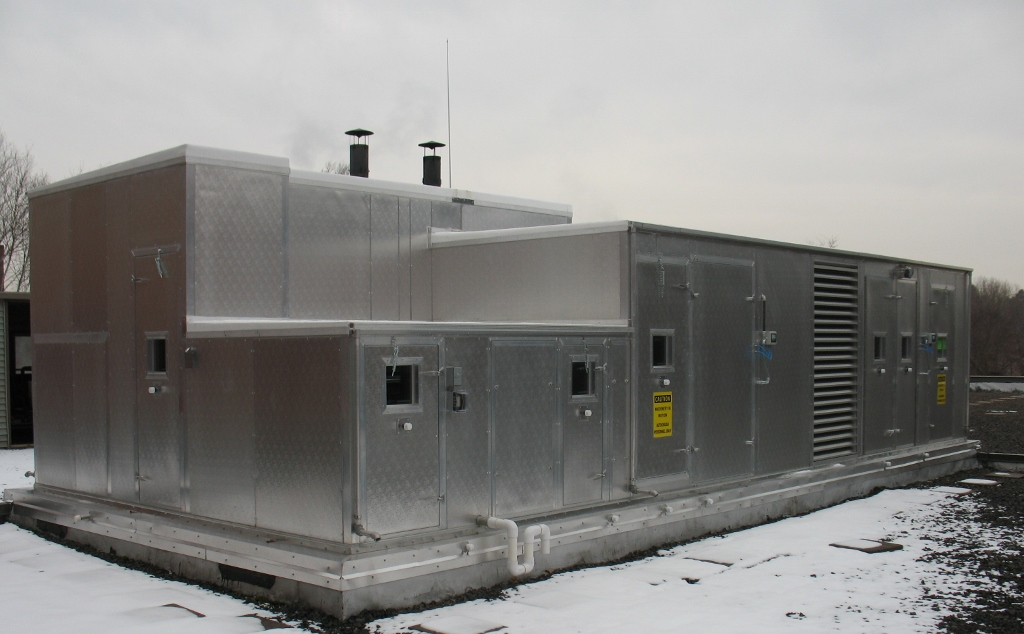 Large Modular Air Enterprise Air Handler